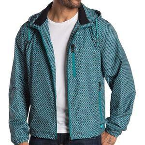 Hugo Boss Corbin Water Repellent Hooded Jacket NEW